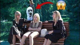SCARY NUN PRANK -AWESOME REACTIONS - Best of Just For Laughs