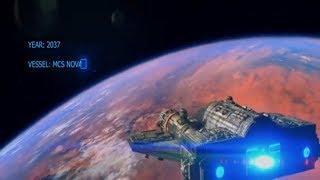 Фильм Космические странники опасная планета Космическая фантастика