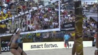 Пляжный волейбол Чемпионат мира 2011 Финал Женщины