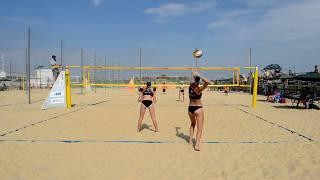 Пляжный волейбол. Первенство России среди молодёжи до 15 лет.