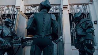 Фантастика 2020 фильмы Зарубежные боевики 2020 ЗЕЛЁНЫЕ ЧЕЛОВЕЧКИ Крутое кино боевик